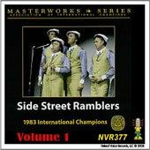 Side Street Ramblers - Masterworks Series Volume 1 by Side Street Ramblers