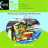 Neptune, God of the Oceans de Medwyn Goodall