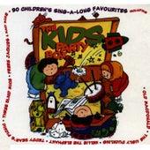 The Kids Party Box - 40 Favourite Nursery Rhymes by Crimson Ensemble