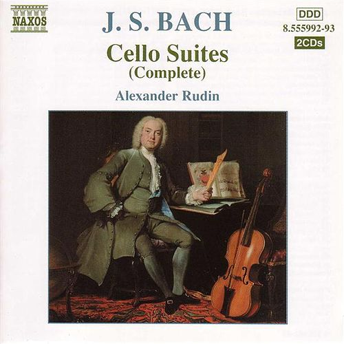 Cello Suites (2002) by Johann Sebastian Bach