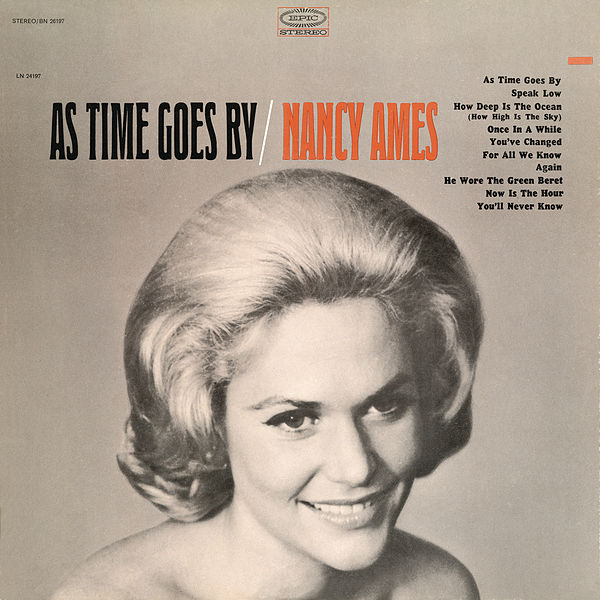 As Time Goes By Van Nancy Ames 1 Napster