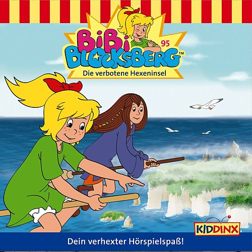 Folge 95: Die verbotene Hexeninsel von Bibi Blocksberg