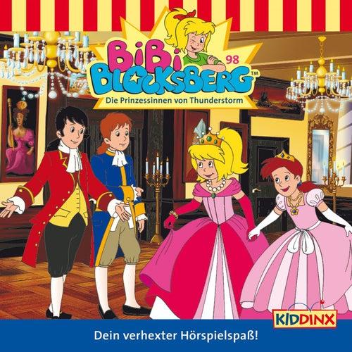 Folge 98: Die Prinzessinnen von Thunderstorm von Bibi Blocksberg