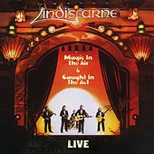Live: Magic in the Air / Caught in the Act de Lindisfarne