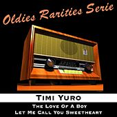 The Love of a Boy de Timi Yuro