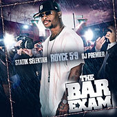 The Bar Exam de Royce Da 5'9