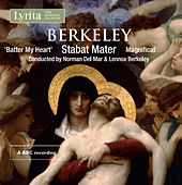 Berkeley: Sacred Choral Music de Various Artists