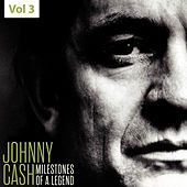 Johnny Cash - Milestones of a Legend, Vol. 3 by Johnny Cash