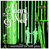 I Wanted to Tell You by Adani & Wolf