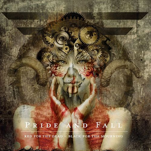 Red for the Dead - Black for the Mourning by Pride And Fall