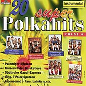 20 Super Polkahits Instrumental - Folge 4 von Various Artists