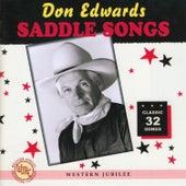 Saddle Songs by Don Edwards