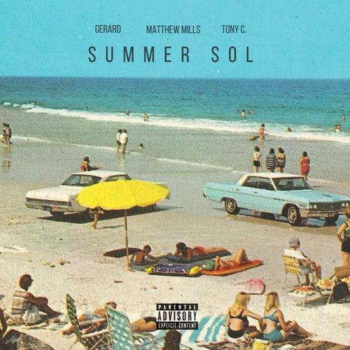 Summer Sol (feat. Gerard & Tony C.) by Matthew Mills