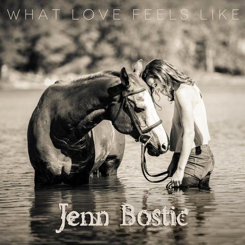 What Love Feels Like (Radio Edit) by Jenn Bostic