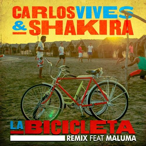 La Bicicleta (Remix) de Carlos Vives & Shakira