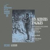 Les altistes engagés (Les musiciens et la Grande Guerre, Vol. 7) by Vincent Roth