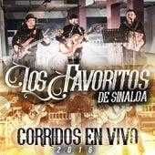 Corridos (En Vivo 2016) by Los Favoritos De Sinaloa