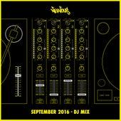 Nervous September 2016 - DJ Mix by Various Artists
