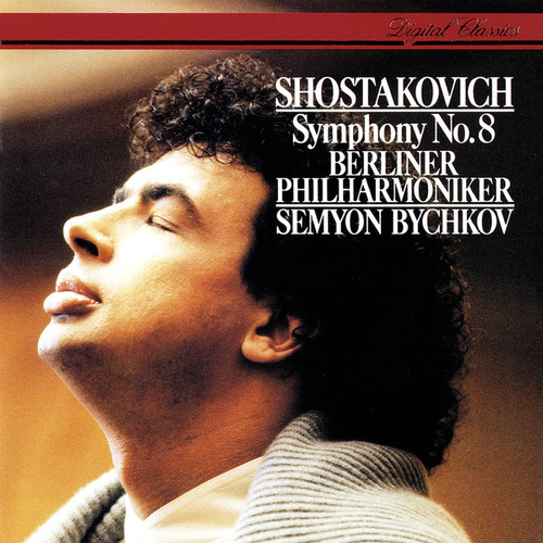 Shostakovich: Symphony No. 8 by Berliner Philharmoniker
