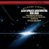 Richard Strauss: Also sprach Zarathustra; Don Juan by Various Artists
