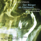 Richard Strauss: Le Bourgeois Gentilhomme Suite; Couperin Suite by Various Artists