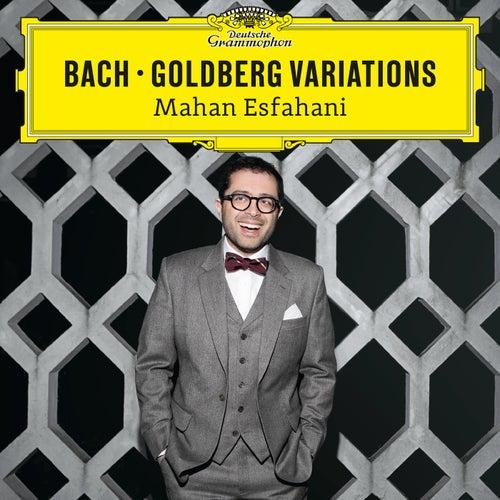 Bach: Goldberg Variations by Mahan Esfahani