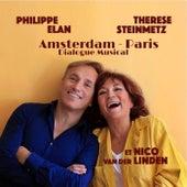 Amsterdam - Paris, dialogue musical de Philippe Elan