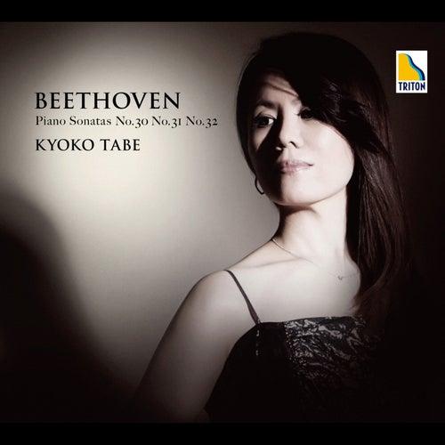 Beethoven: Piano Sonata No. 30, No. 31 and No. 32 by Kyoko Tabe