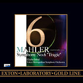 Mahler: Symphony No. 6, ''Tragic'' (One point Microphone Version) by Tokyo Metropolitan Symphony Orchestra