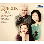 Mendelssohn: Piano Trio No. 1, Kubelik & Suk de Kubelik Trio