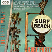 Surf Party - The First Wave, Vol. 5 de Various Artists
