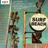 Surf Party - The First Wave, Vol. 7 de Various Artists