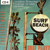 Surf Party - The First Wave, Vol. 4 de Various Artists
