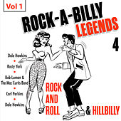 Rock a Billy Legends 4, Vol. 1 by Various Artists