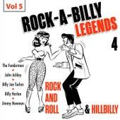 Rock a Billy Legends 4, Vol. 5 von Various Artists