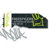 Here We Go (feat. Definition of Sound) von Freestylers