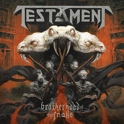 Brotherhood of the Snake by Testament