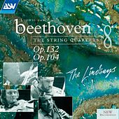 Beethoven: String Quartet, Op.132 & String Quintet, Op.104 by Various Artists