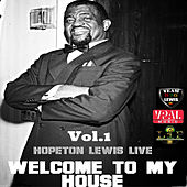 Welcome To My House, Vol. 1 de Hopeton Lewis