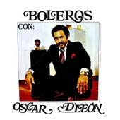Boleros Con: de Oscar D'Leon