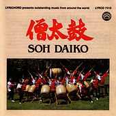 Soh Daiko de Taiko Drum Ensemble