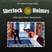 Die alten Fälle (Reloaded), Fall 34: Charles Augustus Milverton von Sherlock Holmes
