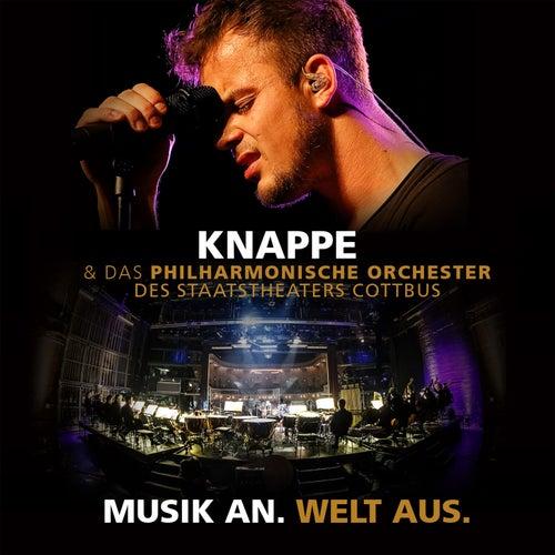 Musik an. Welt aus. (Live) by Alexander Knappe
