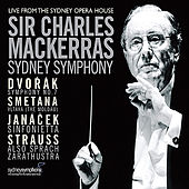 Dvořák, Smetana, Janáček, Strauss: Works de Sydney Symphony