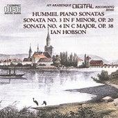 Hummel: Piano Sonatas, Volume 3 by Ian Hobson