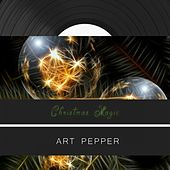 Christmas Magic by Art Pepper