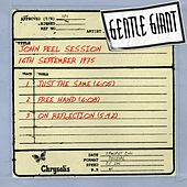 John Peel Session (16 September 1975) by Gentle Giant