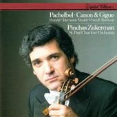 Pachelbel: Canon & Gigue & Works By Handel, Telemann, Vivaldi, Rameau & Purcell von Pinchas Zukerman