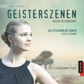 Hüttenbrenner: Geisterszenen - Schumann: Geistervariationen, WoO 24 von Julia Rinderle