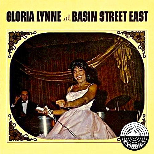 At Basin Street East by Gloria Lynne